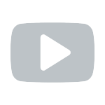 YouTube play button icon