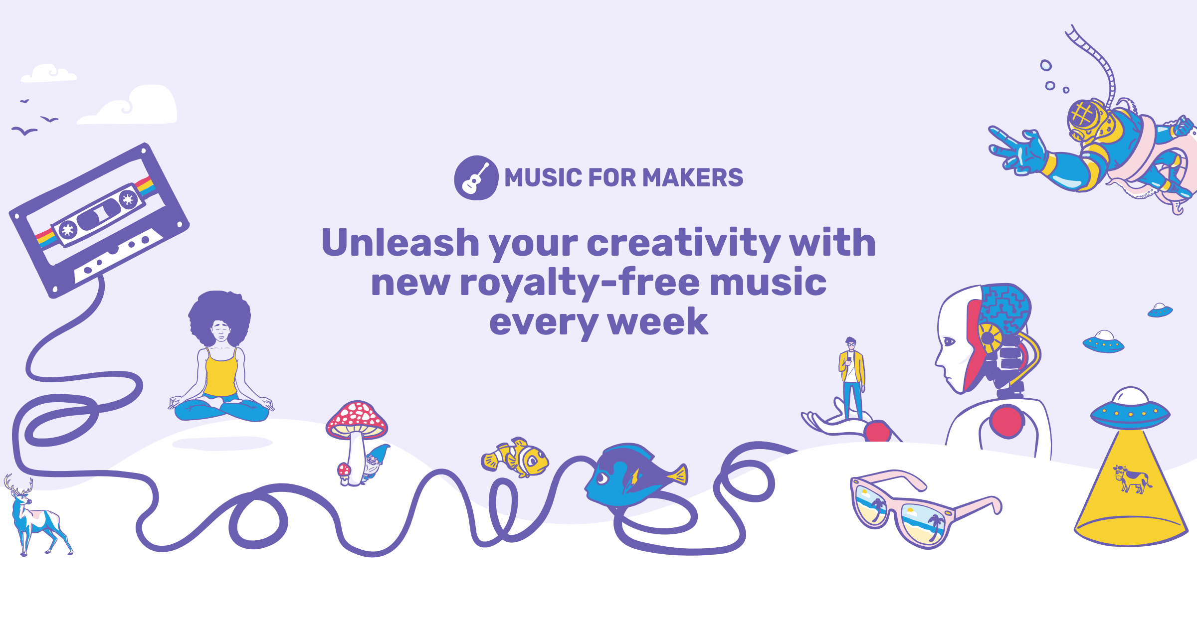 Boutique Music Licensing for Videos, Podcasts, and More | Music for