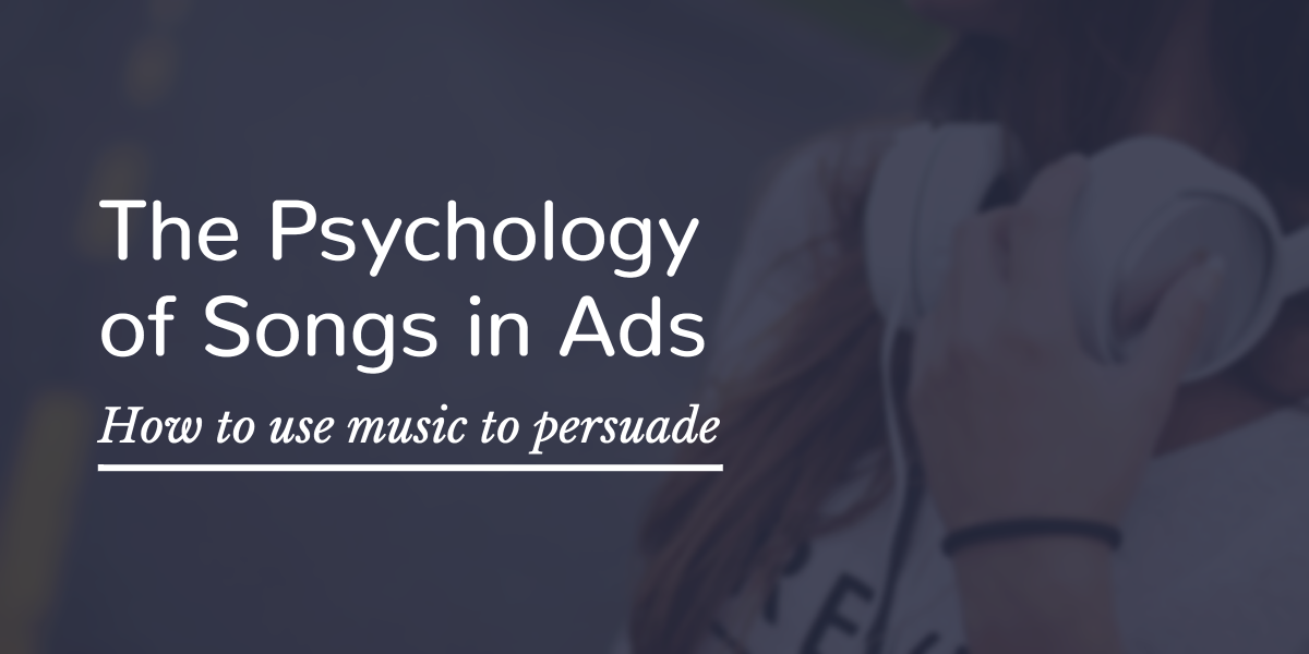 How to Use Music to Influence, Backed by Research [Infographic]