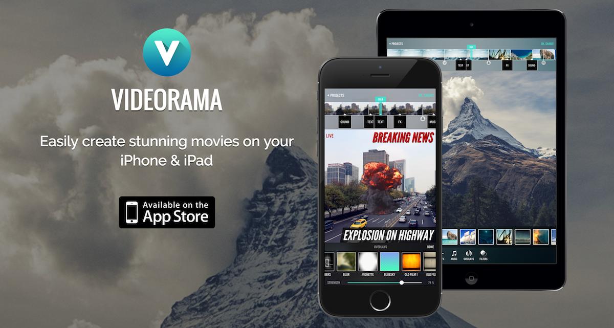 Videorama app screenshot